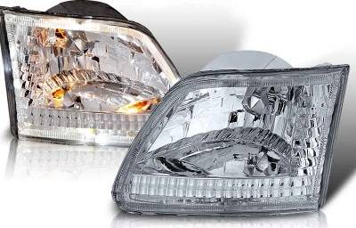 WinJet - Ford F150 WinJet Euro Headlight - WJ10-0014-01