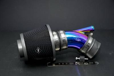 Weapon R - Volkswagen Jetta Weapon R Secret Weapon Limited Edition Air Intake System - 308-116-401