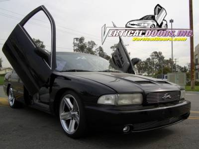 Vertical Doors Inc - Chevrolet Caprice VDI Vertical Lambo Door Hinge Kit - Direct Bolt On - VDCCHEVYCIMP9196