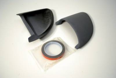CDC - Ford Mustang CDC Side Scoops - 105220