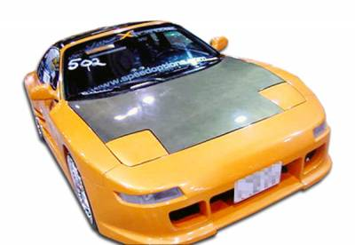 Duraflex - Toyota MR2 Duraflex TD3000 Wide Body Body Kit - 11 Piece - 111066