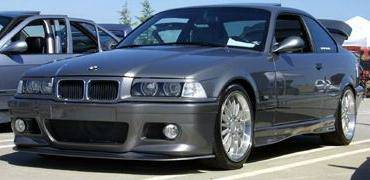 Bayspeed. - BMW 3 Series 2DR Bayspeed BSD1 Style Mixed Full Body Kit - 8439 E46, 1107M3, 3209DTM