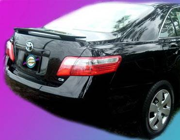 California Dream - Toyota Camry California Dream Custom Style Spoiler - Unpainted - 508N