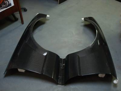 Shop for Ford Mustang Fenders on Bodykits com