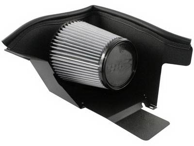 aFe - Ford F150 aFe MagnumForce Pro-Dry-S Stage 1 Air Intake System - 51-10261