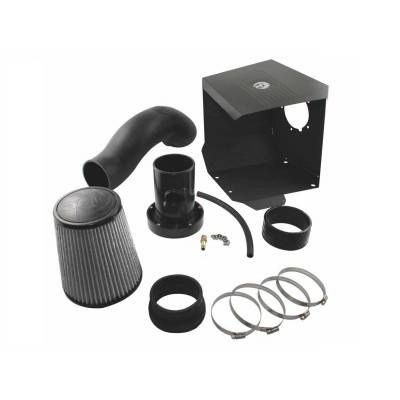 aFe - Chevrolet Silverado aFe MagnumForce Pro-Dry-S Stage 2 Air Intake System - 51-11752