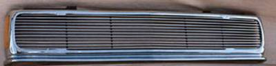 T-Rex - Chevrolet Tahoe T-Rex Grille Assembly - Paintable with Phantom Billet Installed - No Recess needed - 50225