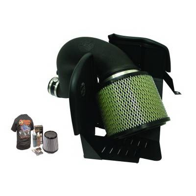 aFe - Dodge Dakota aFe MagnumForce Pro-Guard 7 Stage 2 Air Intake System with Value Pack - 75-11342