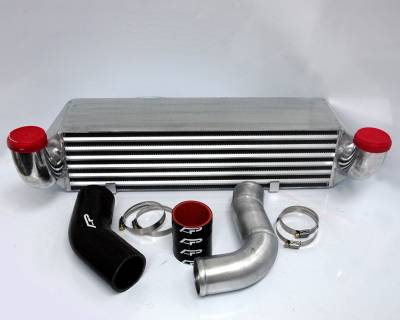 Agency Power - BMW 1 Series Agency Power Intercooler with Silicone Couplers - AP-335I-108