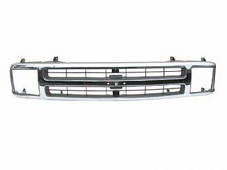 IPCW CWG-MI0707D0 Black Replacement Grille