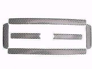 Street Scene - Ford Excursion Street Scene Main Grille - 6PC - 950-76760