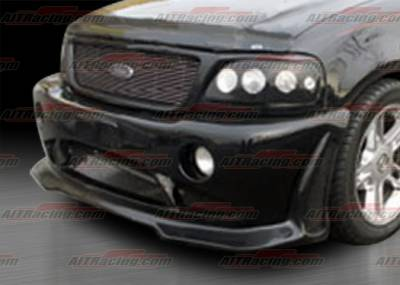 AIT Racing - Ford F150 AIT Racing EXE Style Front Bumper - F1597HIEXEFB