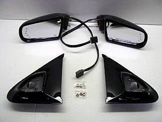 Street Scene - Ford F150 Street Scene Cal Vu Electric Mirrors with Rear Signals Kit - 950-15725