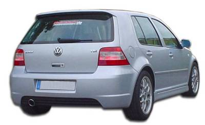AIT Racing - Volkswagen Golf GTI Duraflex RXS Rear Bumper Cover - 1 Piece - 105968