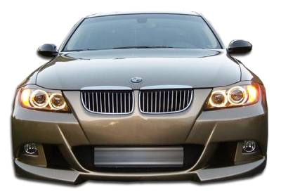 Extreme Dimensions 16 - BMW 3 Series 4DR Duraflex R-1 Front Bumper Cover - 1 Piece - 105350