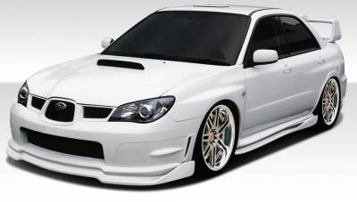 Duraflex - Subaru WRX Duraflex C-Speed 2 Body Kit - 5 Piece - 108003