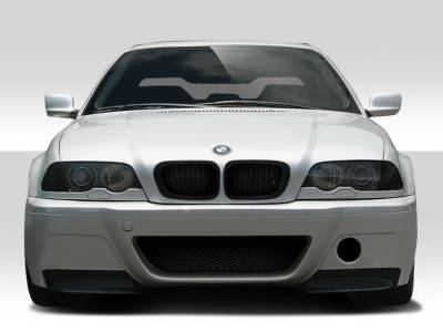 Duraflex - BMW 3 Series CSL Look Carbon Creations Front Body Kit Bumper 112699