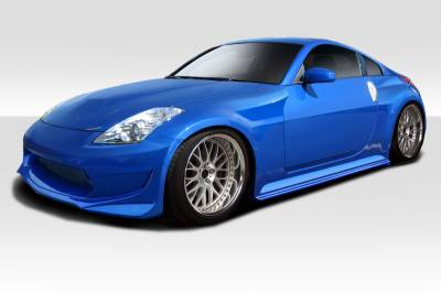 Shop for nissan 350z body kits on bodykits nissan 350z 2dr dl k duraflex full body kit 113840 publicscrutiny Images