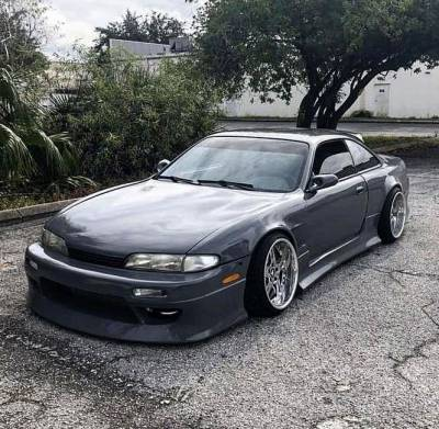 Shop for Nissan 240SX Front Bumper on Bodykits com
