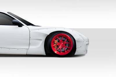 Shop for Mazda RX7 Fenders on Bodykits com