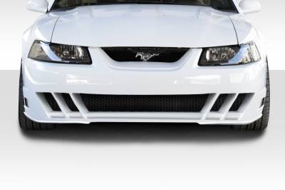 Duraflex - Ford Mustang Demon Duraflex Front Body Kit Bumper 115264