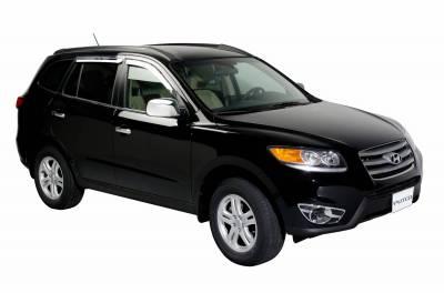 Putco - Hyundai Santa Fe Putco Window Trim Accents - 401783