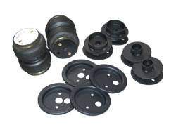 Easy Street - Front Air Suspension Kit - 75500