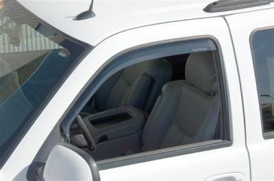 Putco - Dodge Charger Putco Element Chrome Window Visors - 480125