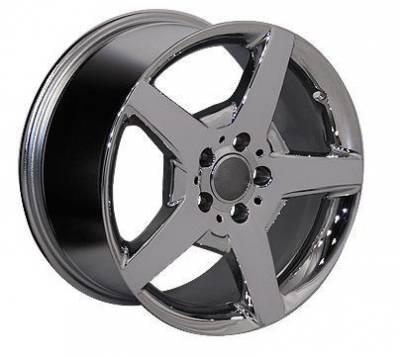 EuroT - 17 Inch 425 - 4 Wheel Set