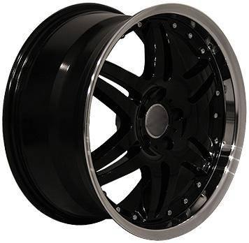 EuroT - 18 Inch 5001 - 4 Wheel Set