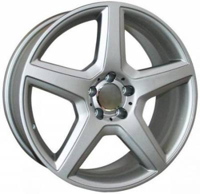 EuroT - 18 Inch 570 - 4 Wheel Set