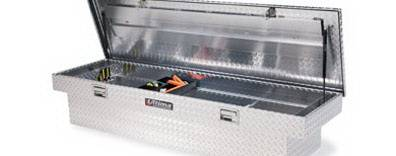 Deflecta-Shield - Chevrolet Colorado Deflecta-Shield Ultima Storage Box - Single-Lid Crossover - 9300
