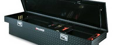 Deflecta-Shield - Dodge Dakota Deflecta-Shield Challenger Storage Box - Single-Lid Crossover