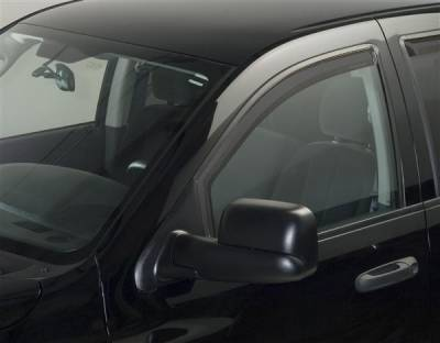Putco - Dodge Ram Putco Element Tinted Window Visors - 580101