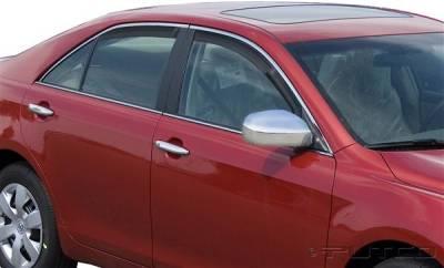 Putco - Toyota Camry Putco Element Tinted Window Visors - 580321
