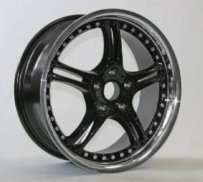 EuroS - 17 Inch SSR Style - 4 Wheel Set