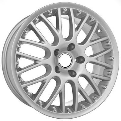 Euro Style - 805 Silver Wheels