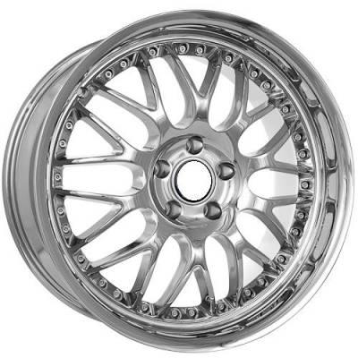 Euro Styles - 850 Chrome Wheels