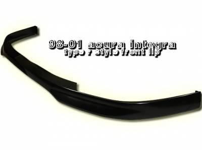 OptionRacing - Acura Integra Option Racing Bumper Lip - Type-R Style - 38-10103