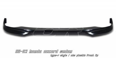 OptionRacing - Honda Accord Option Racing Bumper Lip - Type-R Style - 38-20108