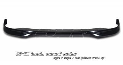 OptionRacing - Honda Accord Option Racing Bumper Lip - Type-R Style - 38-20108