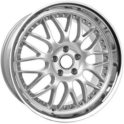Euro Styles - 850 Silver Wheels