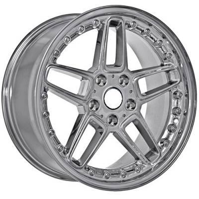 Euro Styles - 810 Chrome Wheels