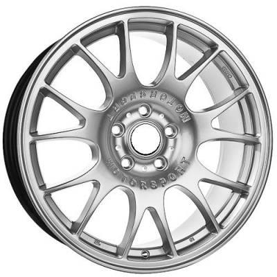 Euro Styles - 320 Silver Wheels