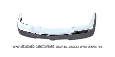 OptionRacing - Chevrolet Silverado Option Racing Upper Bumper Pad - 65-15127