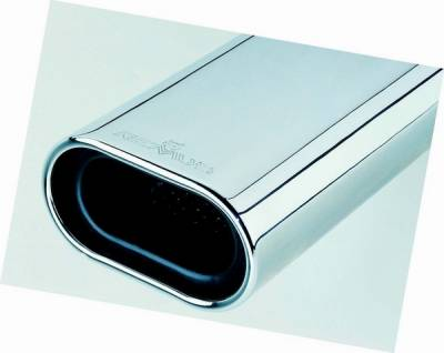 Remus - Volkswagen Beetle Remus Rear Silencer with Left & Right each Exhaust Tip - Square - 955098 0510