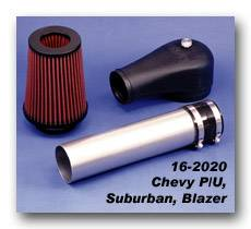 Pacesetter - Pacesetter AiR FX Performance Air Intake System - 16-2020