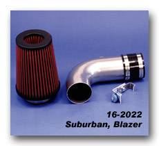 Pacesetter - Pacesetter AiR FX Performance Air Intake System - 16-2022