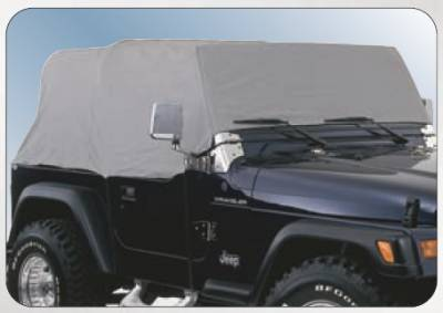 Rampage - Jeep Rampage Car Cover - 4 Layer - 13FT 1 Inch to 14FT Long - 1302