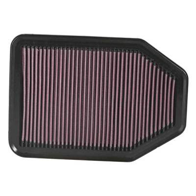 Omix - Omix Air Filter - Panel - KN-332364